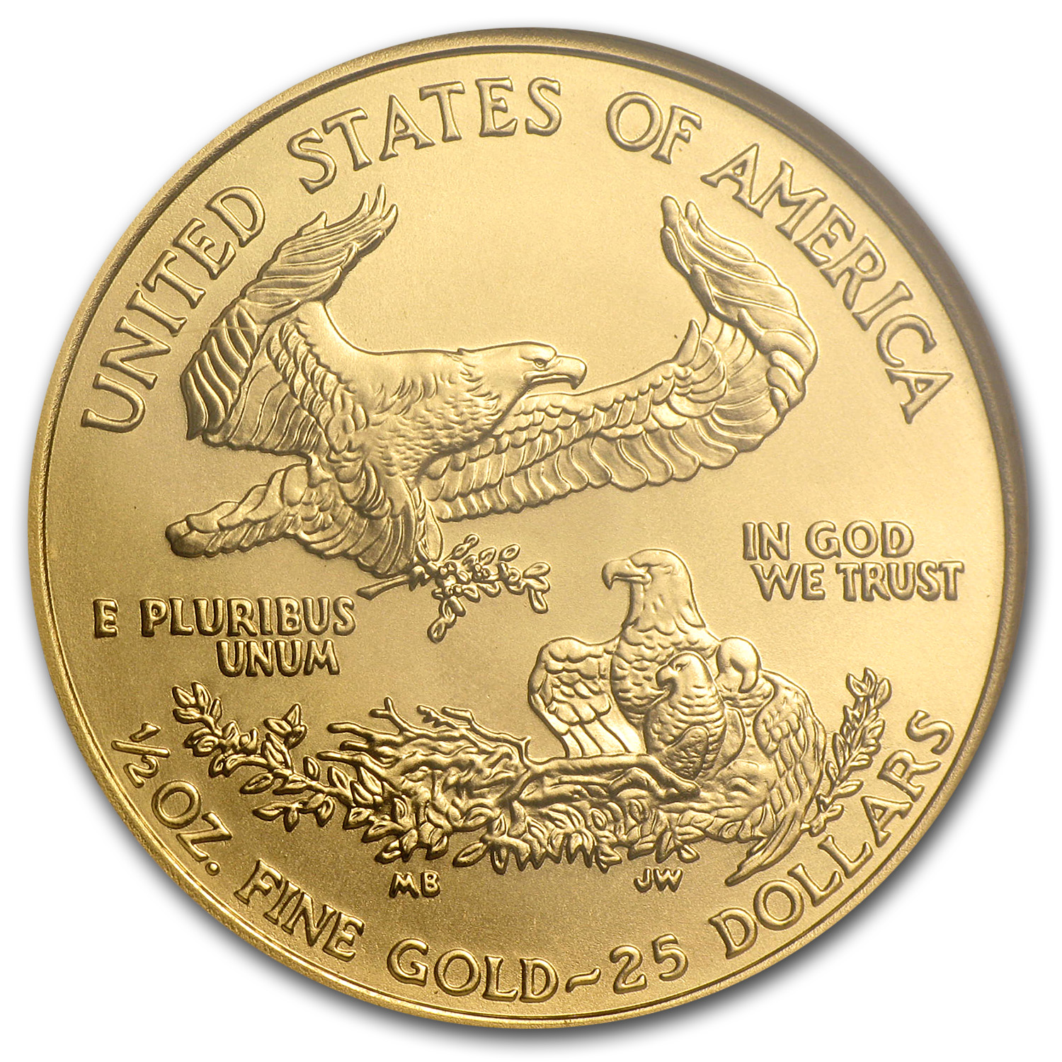 2006 1/2 oz Gold American Eagle MS-70 NGC